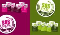 Logo & Cartes de visite - SOS PME