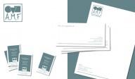 Logo, carte de visite, entête de lettre - A.M.F.