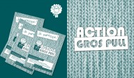 Flyer & Affiche - Action gros pull
