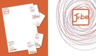 Logo, carte de visite, entête de lettre - JinB