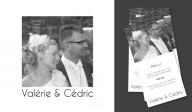 Faire-Part - Valérie & Cédric